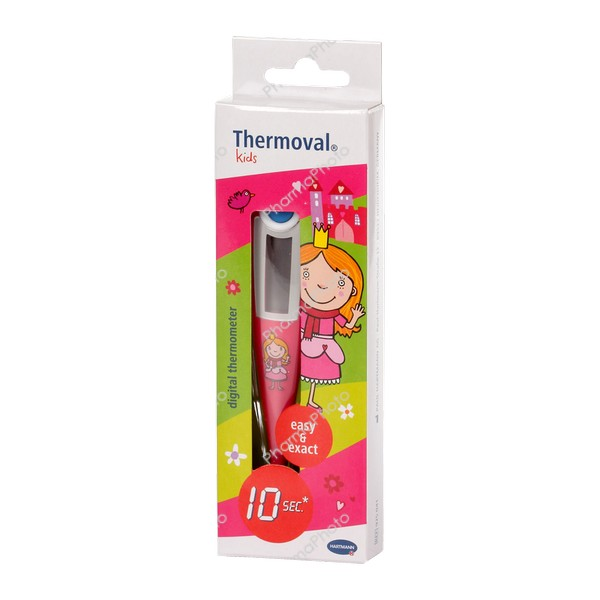 Lazmero digitalis THERMOVAL Rapid Kids824723 2017 tn
